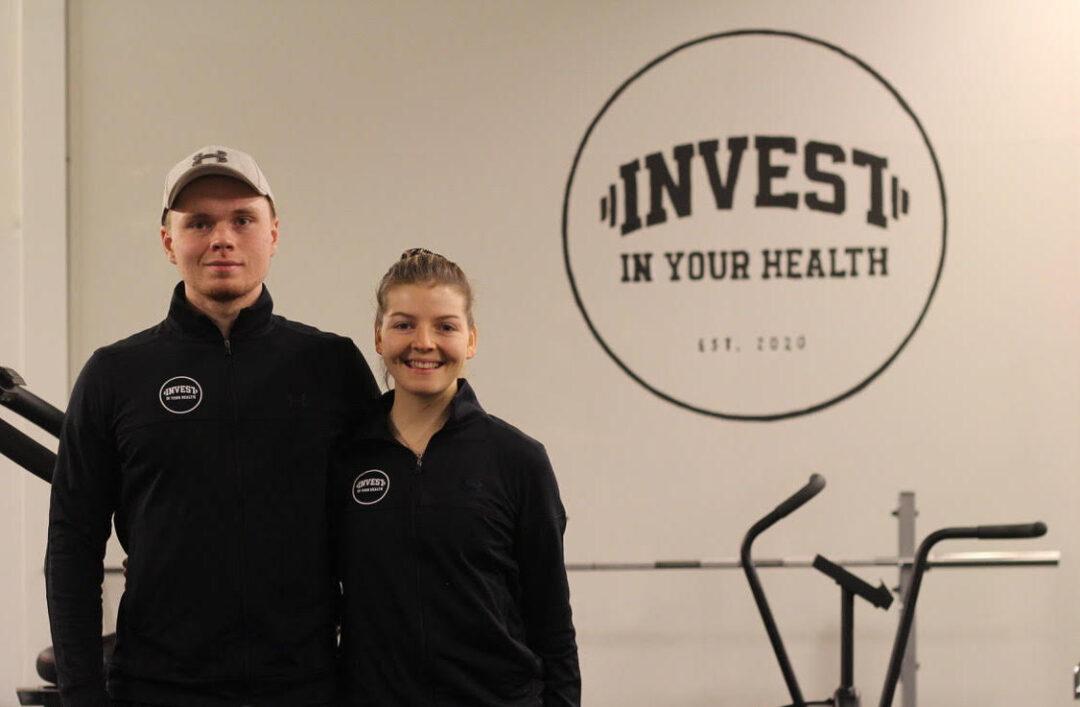 Startade företag med målet att skapa Sveriges hälsosammaste kommun